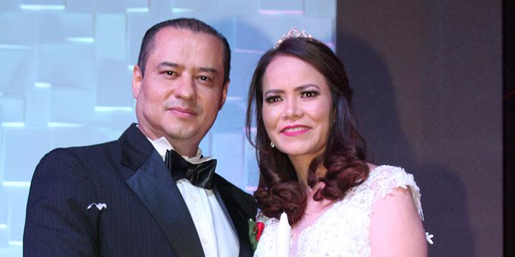 Mateo Antonio Zelaya y Katy Sobeyda Zelaya.