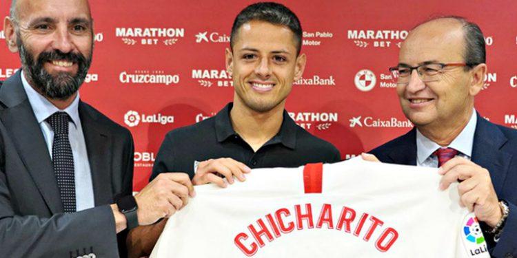 """Chicharito"" Hernández"