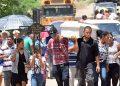 Los pobladores de Talanga, Francisco Morazán, en procesión, le dieron el último adiós y enterraron a la pequeña supuestamente envenenada, al tiempo de exigir justicia por si hubo mano criminal en el caso.