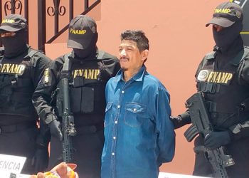 """A Luis Williams Izaguirre Cortés, apodado """"El Poison"""", se le considera el cabecilla principal de la 18 en la capital y sus alrededores."""