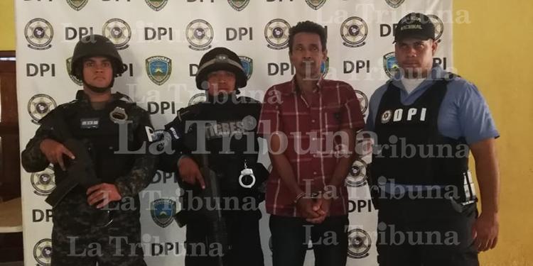 Arrestan a jornalero de 59 años señalado por varios homicidios en Yoro - La Tribuna.hn