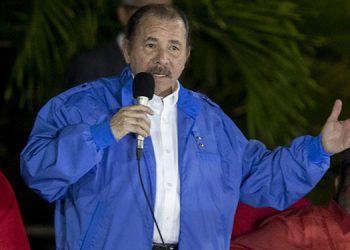 Ortega dice que EEUU quiere asfixiar a Nicaragua con sanciones