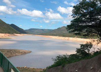 El embalse la Concepción cuenta con una capacidad de 36 millones de metros cúbicos y en la actualidad represa apenas 13 millones de metros cúbicos.