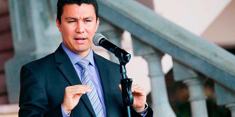 Ebal Díaz, secretario de la Presidencia de Honduras.