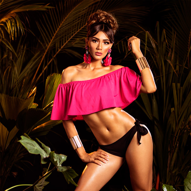 Ana Grisell Romero (HONDURAS 2019) F3-Miss-Olanchito