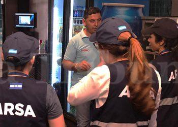 La Agencia de Regulación Sanitaria (ARSA) intensificará durante este fin de semana los operativos en los principales destinos turísticos.