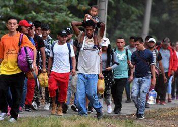 Cada año ha aumentado exponencialmente el número de hondureños que solicitan refugio en países extranjeros.