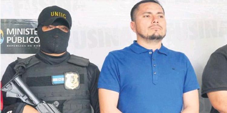 Muere supuesto narco ligado a hermano del Presidente de Honduras