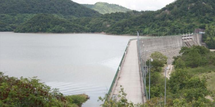 Luego del retiro de las lluvias en noviembre La Concepción alcanzaría entre un 50 y 70 por ciento de su capacidad, según cálculos del SANAA.