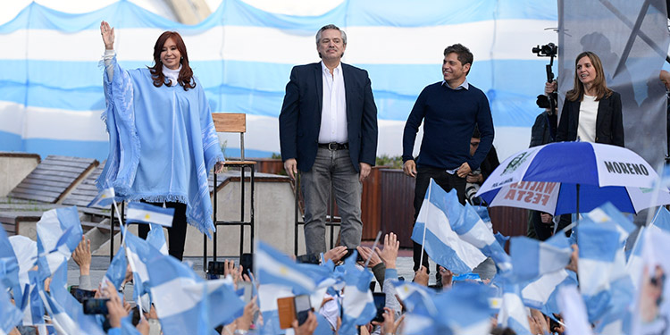 Cierra votación para elegir presidente en Argentina