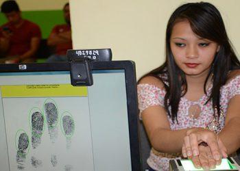 En el proceso de enrolamiento buscarán depurar el censo electoral para fortalecer y volver más transparente la participación democrática hondureña.