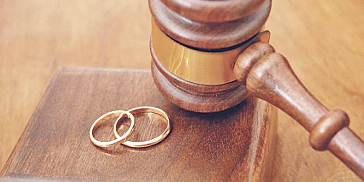 En los primeros seis meses del 2019 ya suman 3,850 divorcios.