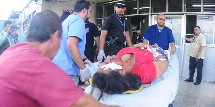 Durante la semana morazánica según reportes de la Secretaría de Salud, los hospitales atendieron 2,748 personas.
