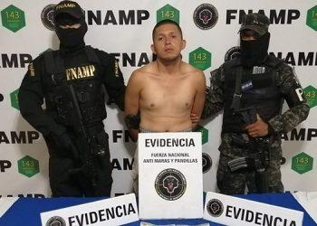 """El """"Tommy"""" orquestaba las extorsiones de la Pandilla 18 en Tegucigalpa. Supuestamente amenazaba a transportistas y comerciantes."""