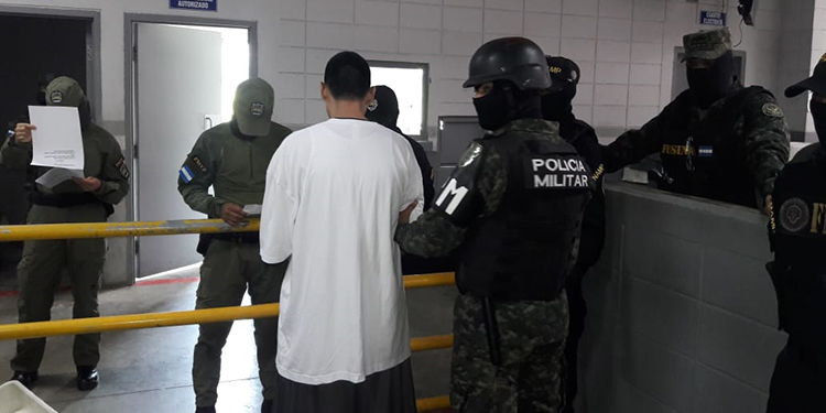 Los privados de libertad guardarán prisión en el módulo de máxima seguridad en Támara.