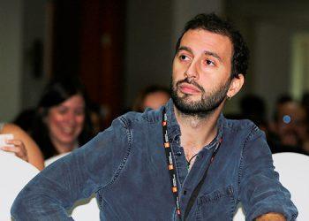 El representante del Consejo Noruego para Refugiados (NRC), Carlo Botti.