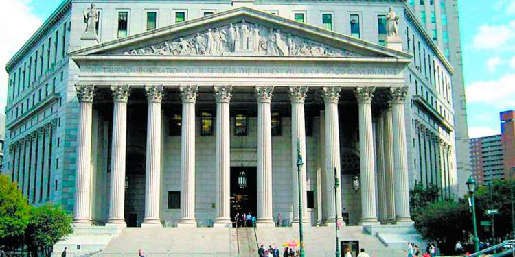 'mentimos': los fiscales de Nueva York se enfrentan al calor en un caso de sanción fallido