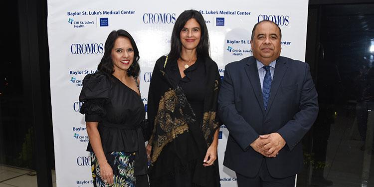 María Gabriela Hoch y Roger Maldonado.
