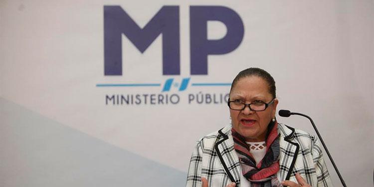 Consuelo Porras./EFE