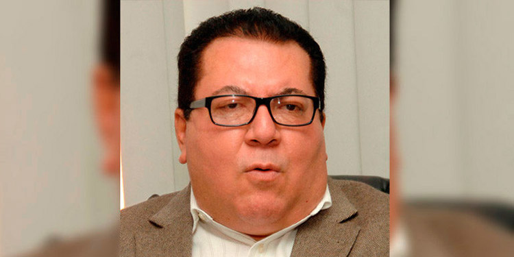 Juan Carlos Barrientos.