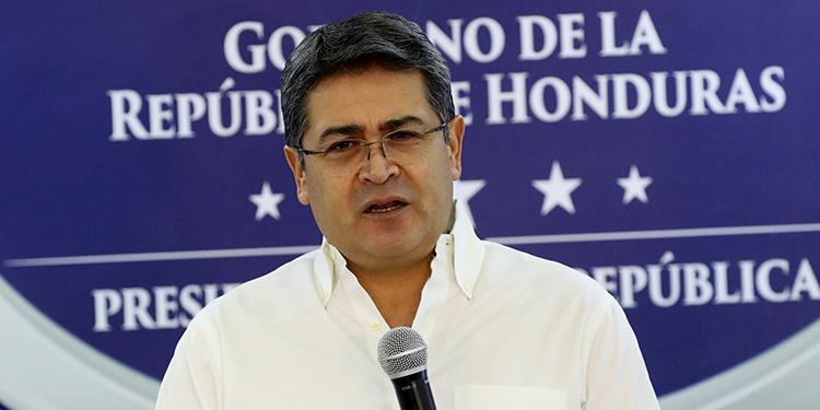 Presidente Hernández reitera que no participará en próximas elecciones