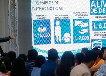 Hernández anunció la creación de esta ley el 1 de mayo pasado, en el marco del Día de Trabajo, y él mismo la entregó al Congreso Nacional el 16 de julio pasado.