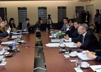 La segunda revisión al programa económico, por parte de la misión del FMI, se desarrollará dentro de seis meses.
