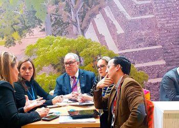 El Word Travel Market es una plataforma de negociación en la cual los empresarios del sector turístico y agencias del mundo se reúnen para discutir posibles alianzas.