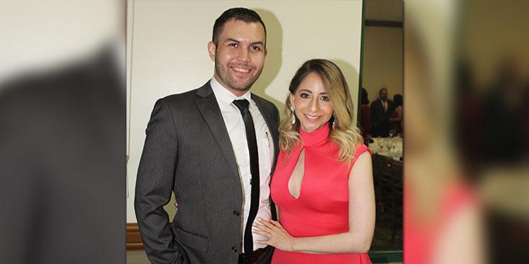 Emilio Salvador Trinidad y Laura Margarita Bustillo.