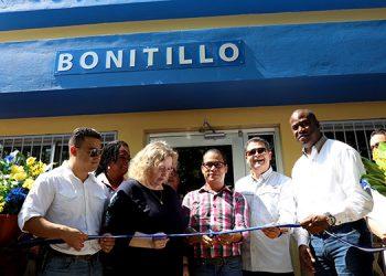 """El Presidente Hernández recordó que """"lo que ocurría en Bonitillo era tremendo""""."""