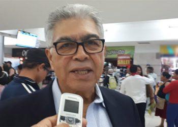 """Roberto Ramón """"Chino"""" Castillo."""