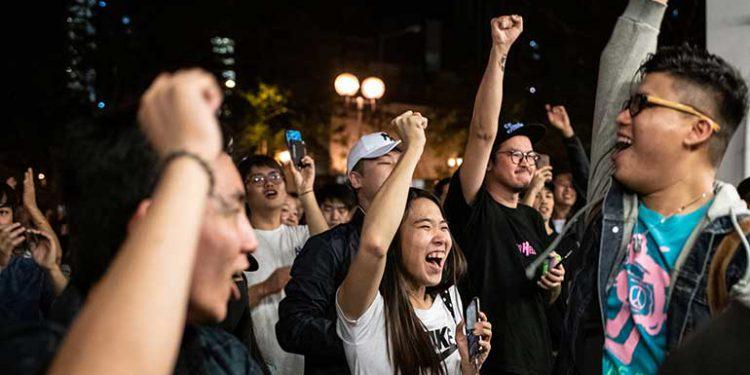 El Reino Unido ofrecerá residencia a hasta 3 millones de hongkongeses