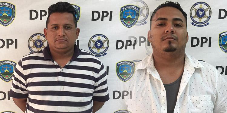 Ambos hombres fueron remitidos a Támara por el delito de incendio agravado.