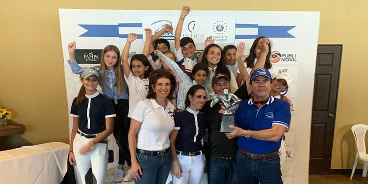 Honduras tuvo una gran actuación en el Festival Internacional de Salto El Salvador 2019.