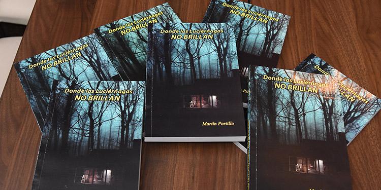 La novela se encuentra en circulación desde el 28 de noviembre.