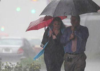 Hay condiciones favorables de lluvia para la mayor parte del país