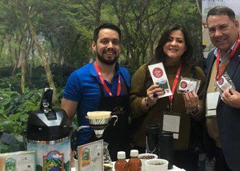 Café de Honduras se dio a conocer a más de 160,000 asistentes que visitaron esa plataforma comercial en Corea del Sur.