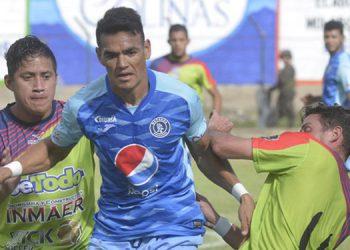 Los azules del Motagua, pierdan o ganen nadie los quita de la tercera posición.