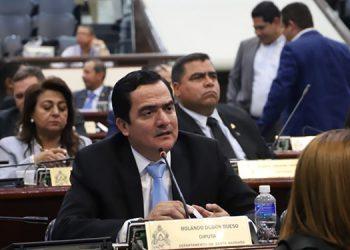 Mario Pérez, diputado del Partido Nacional por Santa Bárbara.