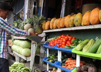 Mercado Guamilitio, San Pedro Sula, Honduras.