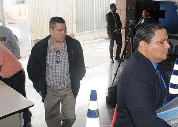Al encausado Norberto Antonio Quezada Suazo le dictaron medidas distintas a la detención judicial.