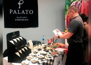 Del 30 de octubre al 3 de noviembre, Honduras estuvo representada por varias marcas de cholocate, incluyendo Palato, en el Salón del Chocolate, en París, Francia, el festival más grande del ramo.