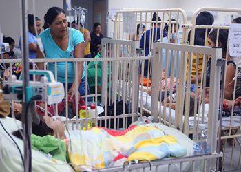 Hasta la semana epidemiológica 44, se reportan más de 96,000 contagios, de los cuales 18,635 son de dengue grave.