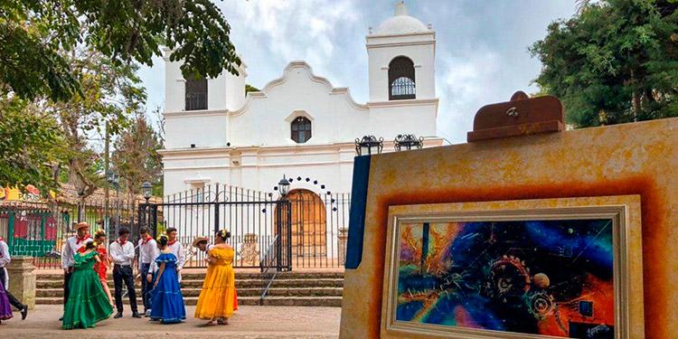 """La distinción de """"Pueblo con Encanto"""", recibida por Valle de Ángeles, busca estructurar una oferta turística hacia el interior del país y promocionar sus festividades."""