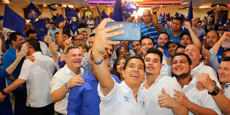 Nacionalistas proclaman unidad en Santa Bárbara y Gracias - La Tribuna.hn