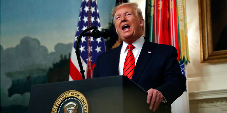 Trump hablará de los disturbios raciales en su discurso en la convención