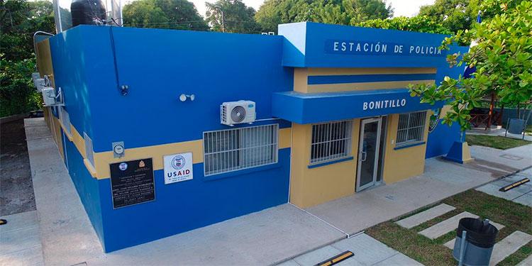 Gobierno inaugura moderna estación policial en La Ceiba - La Tribuna.hn