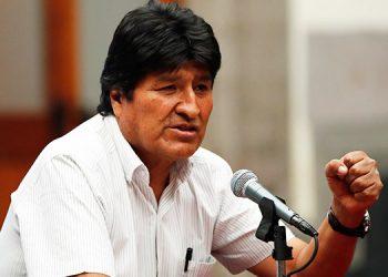 Críticas a la justicia tras anular orden contra Evo Morales
