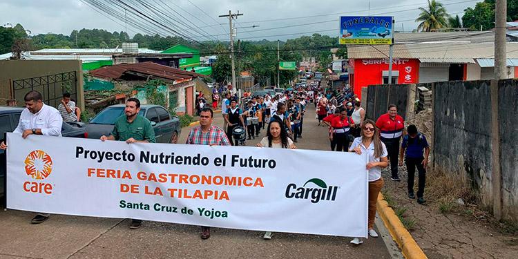 Primera Feria del Agricultor inauguran en Santa Cruz de Yojoa - La Tribuna.hn