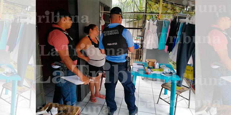 Desarticulan red de lotera ilegal en La Ceiba - La Tribuna.hn